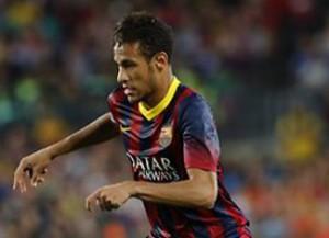 El brasileño Neymar.