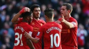 El Liverpool llega como líder al 'Boxing Day'.