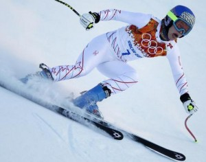 El esquí alpino es el deporte de invierno más conocido.