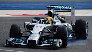 Imagen del monoplaza de Mercedes para 2014. FOTO: mundodeportivo.com