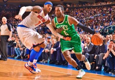 New York Knicks vs. Boston Celtics. El duelo más clásico de la NBA.
