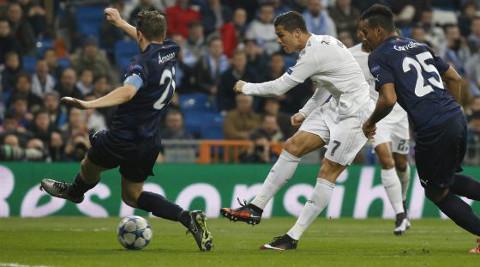 Cristiano Ronaldo ha anotado 11 goles en 6 partidos. FOTO: deportes.elpais.com