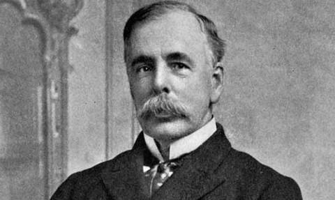 Charles W. Alcock, creador de la Copa inglesa.