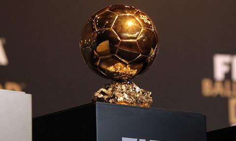 Imagen del Balón de Oro