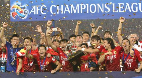 El Guangzhou Evergrande es el mejor equipo chino del momento.
