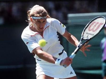 Steffi Graf, la dama de hierro del tenis