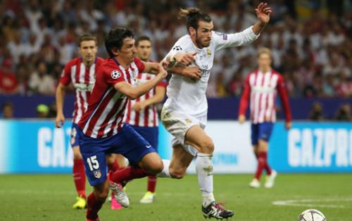 Real Madrid-Atlético: tercera final entre equipos españoles.