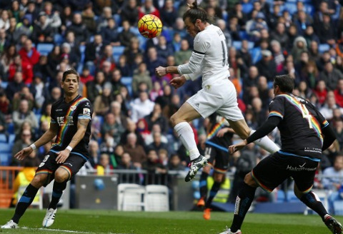 El partido Real Madrid-Rayo Vallecano acabó 10-2.