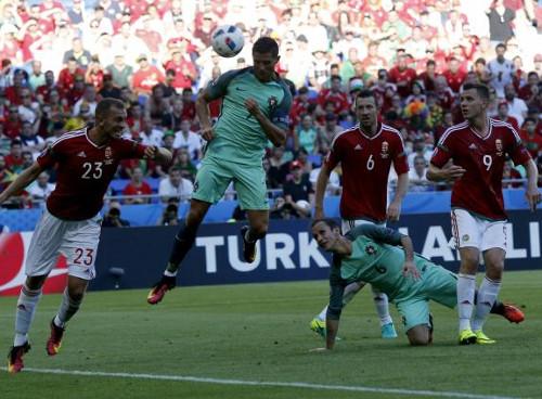 Cristiano Ronaldo, el hombre con más partidos de Eurocopa jugados