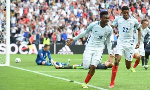 Inglaterra venció a Gales en el minuto 92.