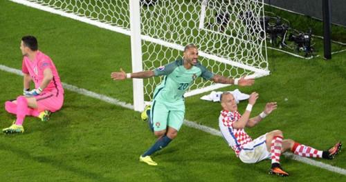 Portugal venció a Croacia en el minuto 116