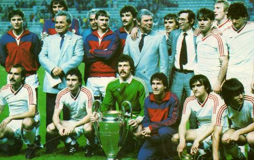 El Steaua de Bucarest ganó la Copa de Europa en 1986.