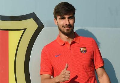 André Gomes, el fichaje más caro en España a fecha 18 de agosto.