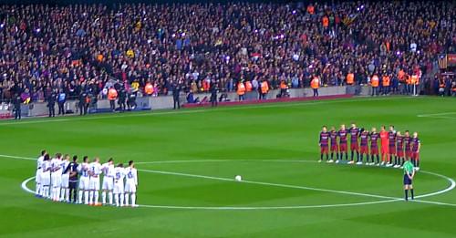 Barcelona y Real Madrid, los grandes aspirantes al título.