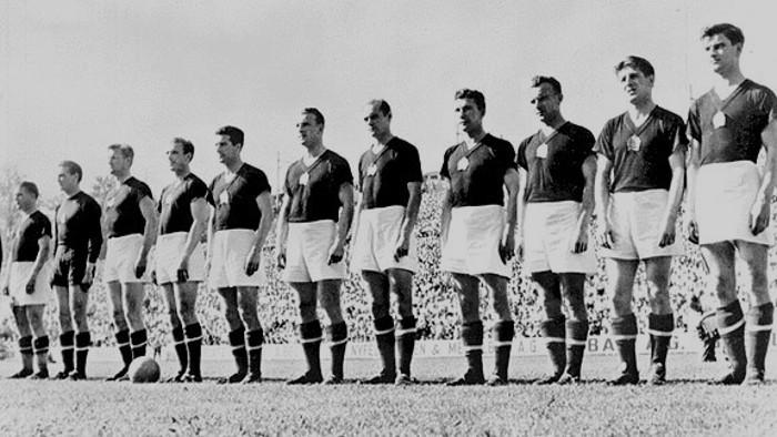 Los magiares mágicos: la selección de Hungría que dominó el fútbol