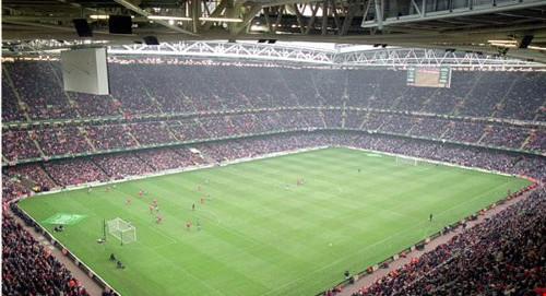 La sede de la final será el Millennium Stadium de Cardiff
