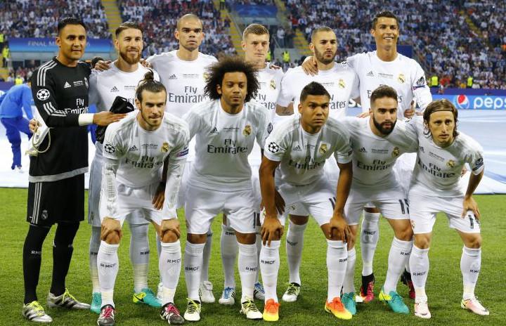 Previa de la Liga de Campeones 16-17