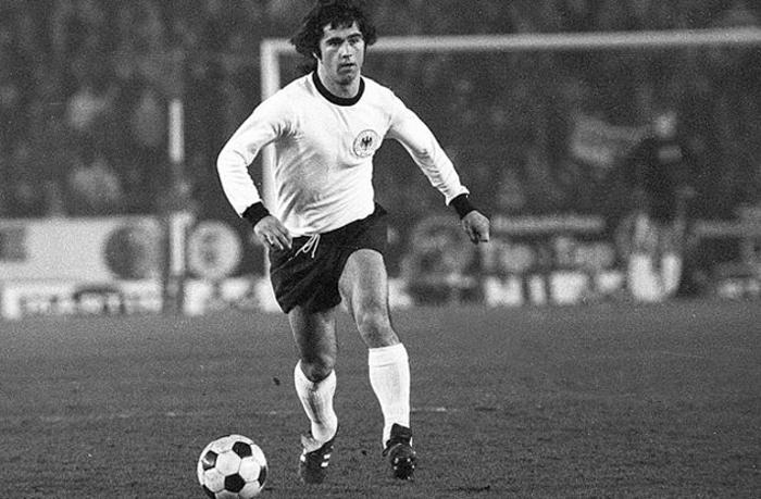 Gerd Müller: un delantero total, más que un goleador