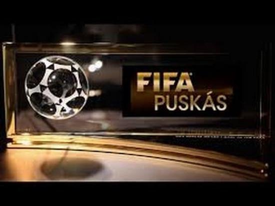 Los nominados al Premio Puskas 2016