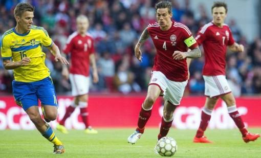 Suecia y Dinamarca disputan el 'derbi escandinavo'.