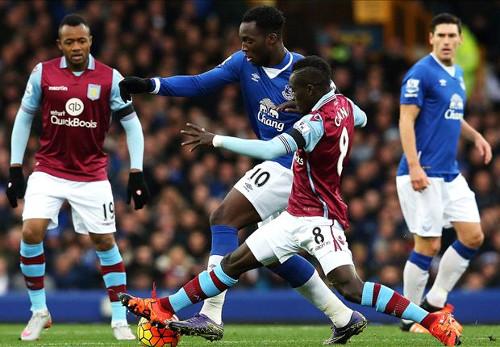 Everton y Aston Villa conocieron la élite del fútbol