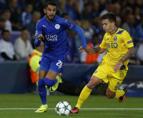 El Leicester City ha sido la revelación de la fase de grupos.