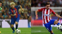 Barcelona y Atlético han sido los mejores de la fase de grupos.
