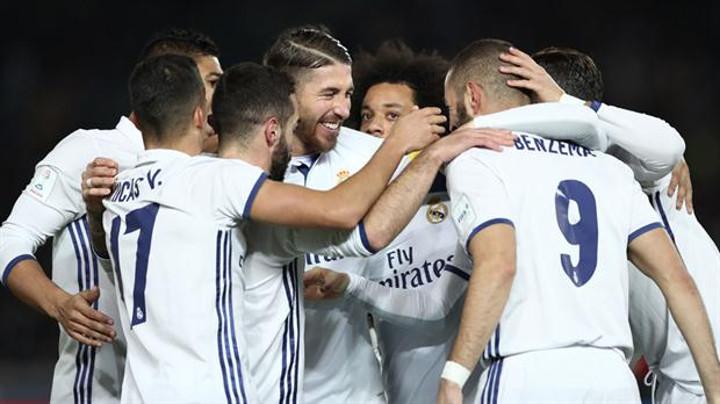 El Real Madrid sumó 3 títulos internacionales en 2016.