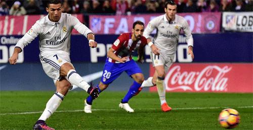 El Real Madrid, mejor equipo de la primera vuelta.