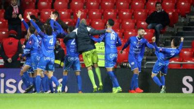 El Formentera eliminó al Athletic de Bilbao