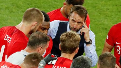 Inglaterra fue la selección que más rédito obtuvo del balón parado.