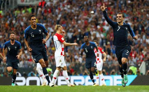 Francia logró el título desde el orden, el equilibrio y la pegada.