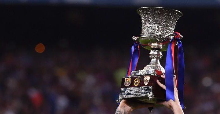 Datos y récords de la Supercopa de España