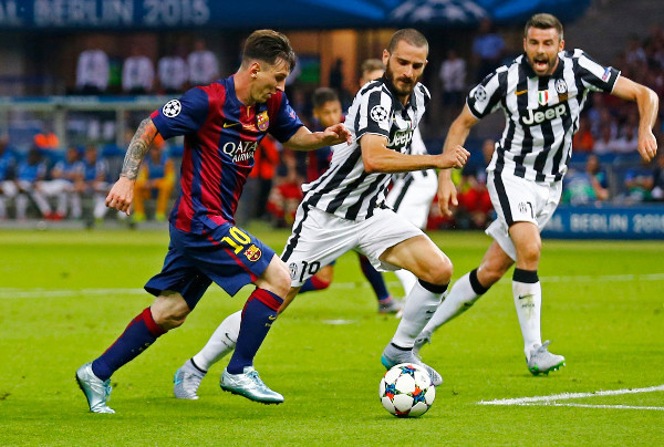 El Barcelona ha ganado cinco veces la Copa de Europa, la última en 2015.